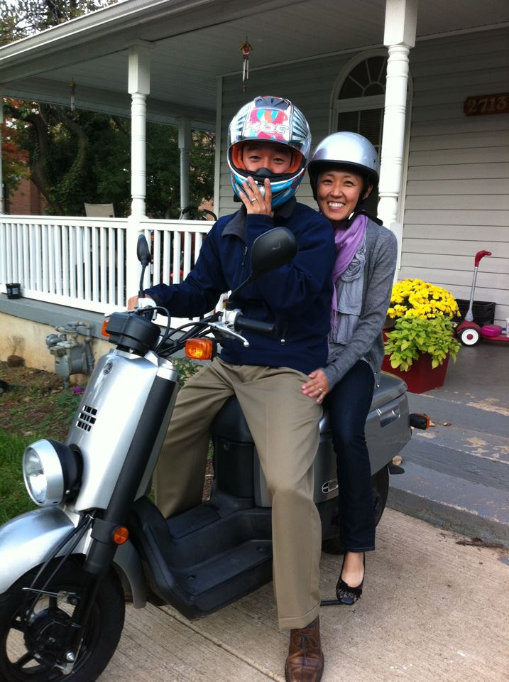Life Lessons from a Craigslist Scooter Lord – Peter W  Chin