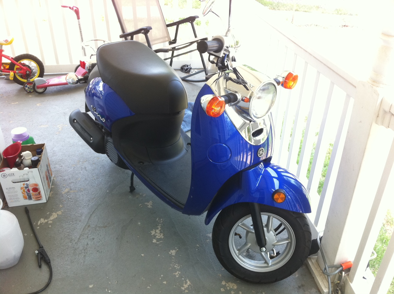superior craigslist moped scooters #5: $500! Winning.
