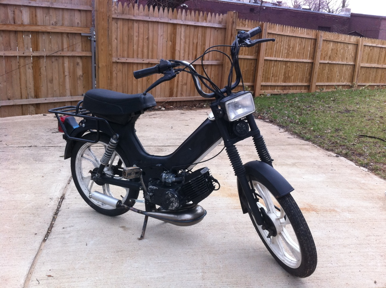 craigslist moped scooters